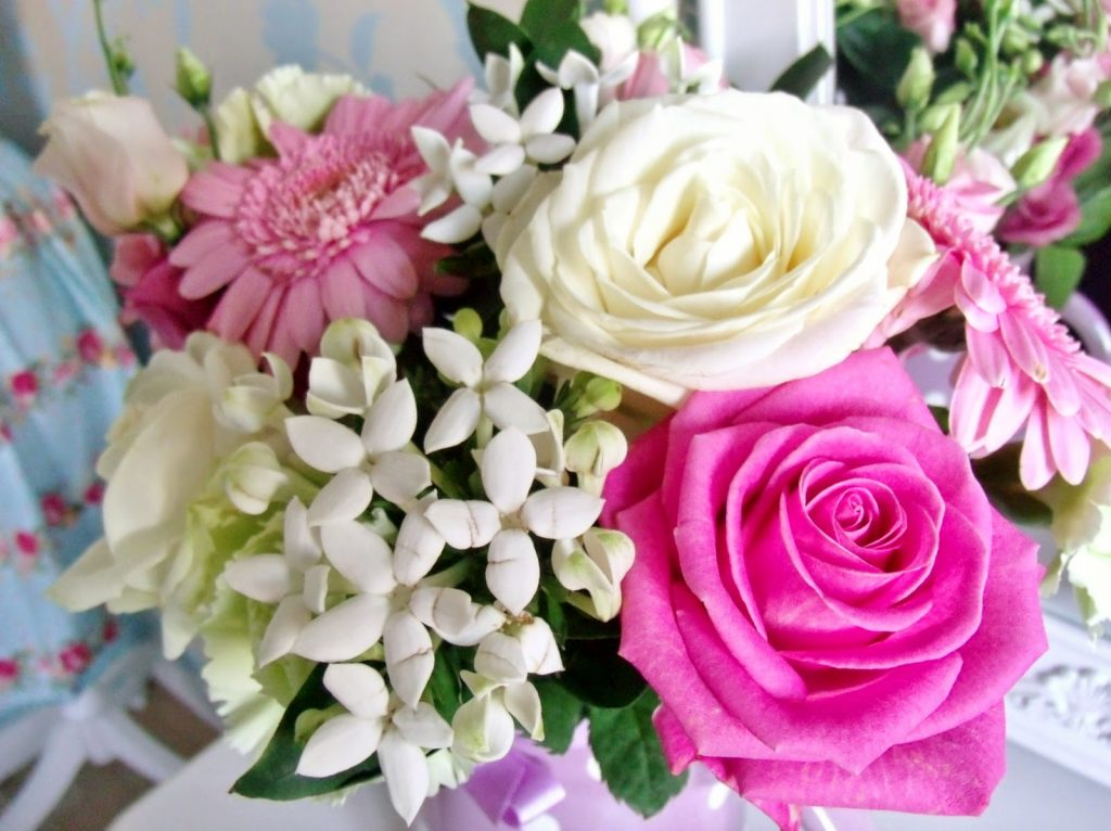 What Makes Me Smile: Flowers ♥