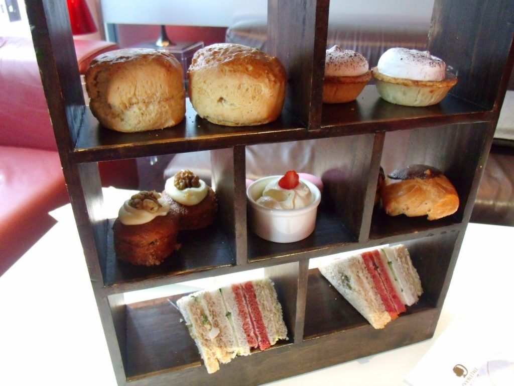 Afternoon Tea at Westminster Hilton