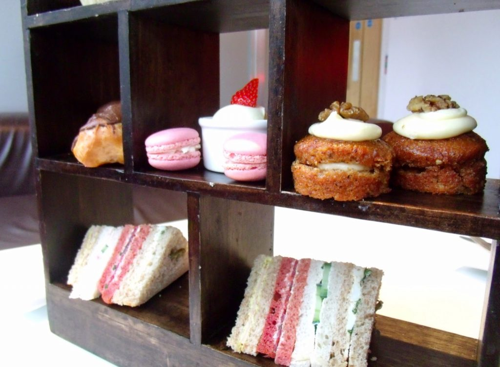 Afternoon Tea at Westminster Hilton review