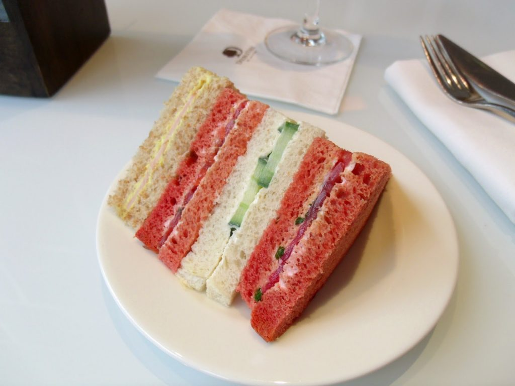 review of Afternoon Tea at Westminster Hilton