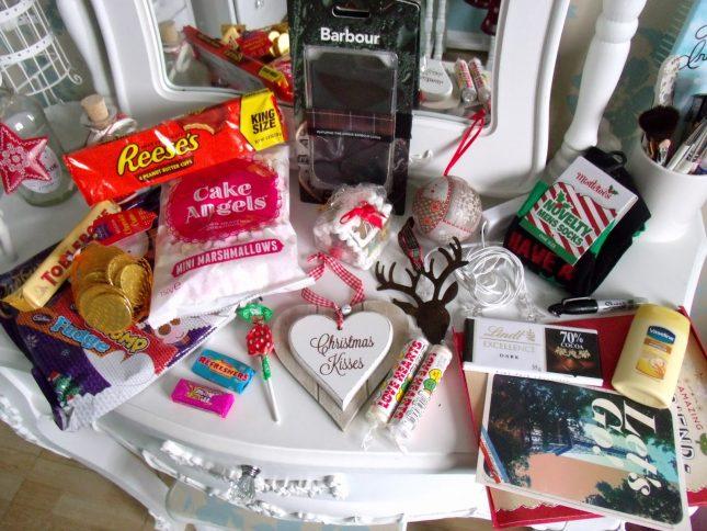 Christmas Gift Box for Liam ♥
