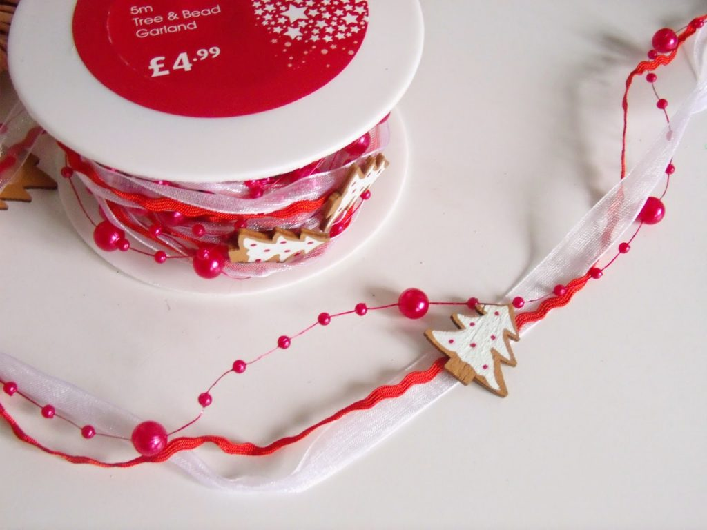 Christmas Decorations from Dunelm ♥