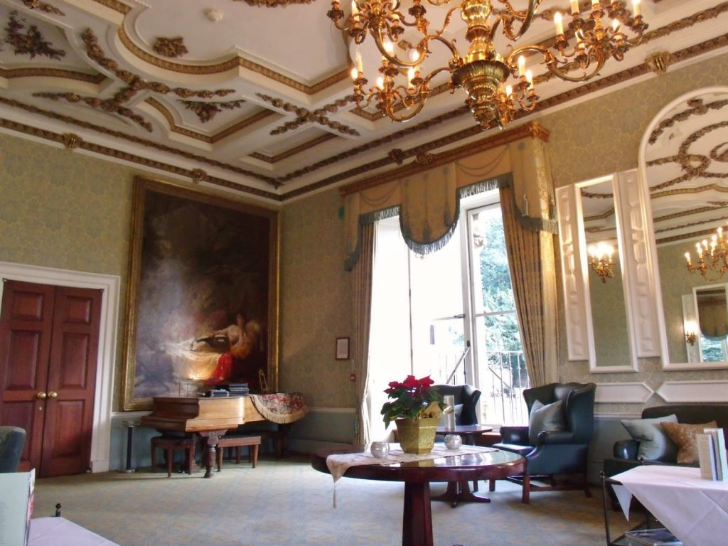 Review: Afternoon Tea at Ettington Park Hotel