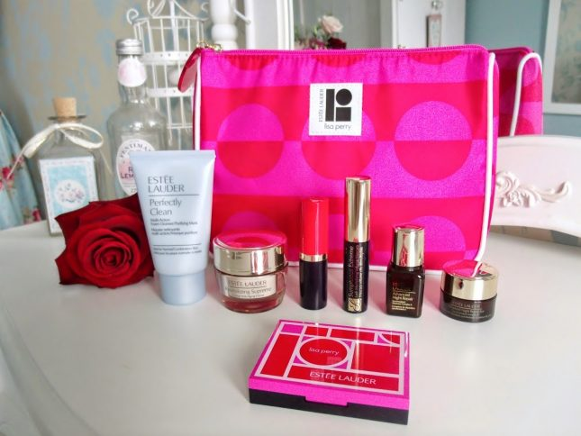 Free Estee Lauder Gift with Purchase ♥