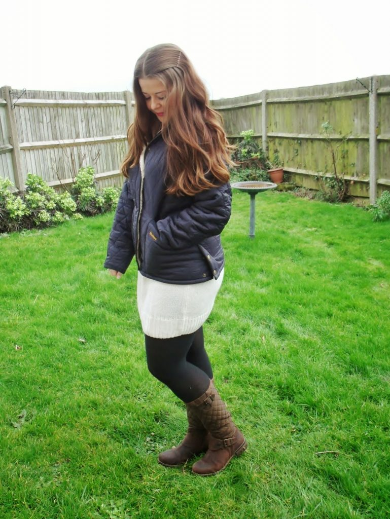 Barbour Liddesdale Quilted Jacket ♥