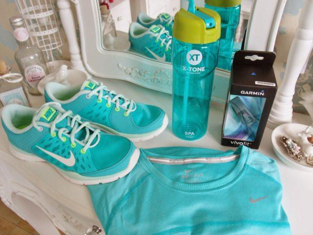 New Gym Kit ♥