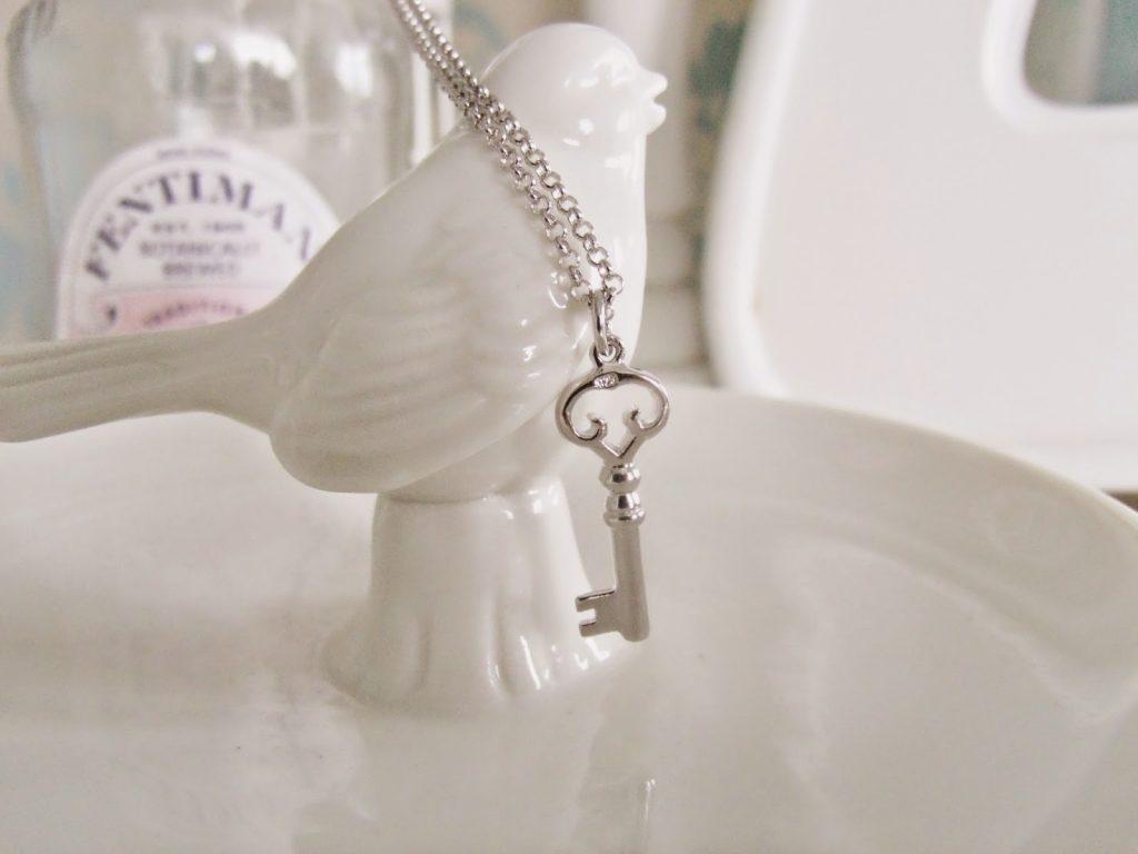 f743841575b24 Muru Jewellery - Old Key Pendant ♥ | Victoria's Vintage Blog