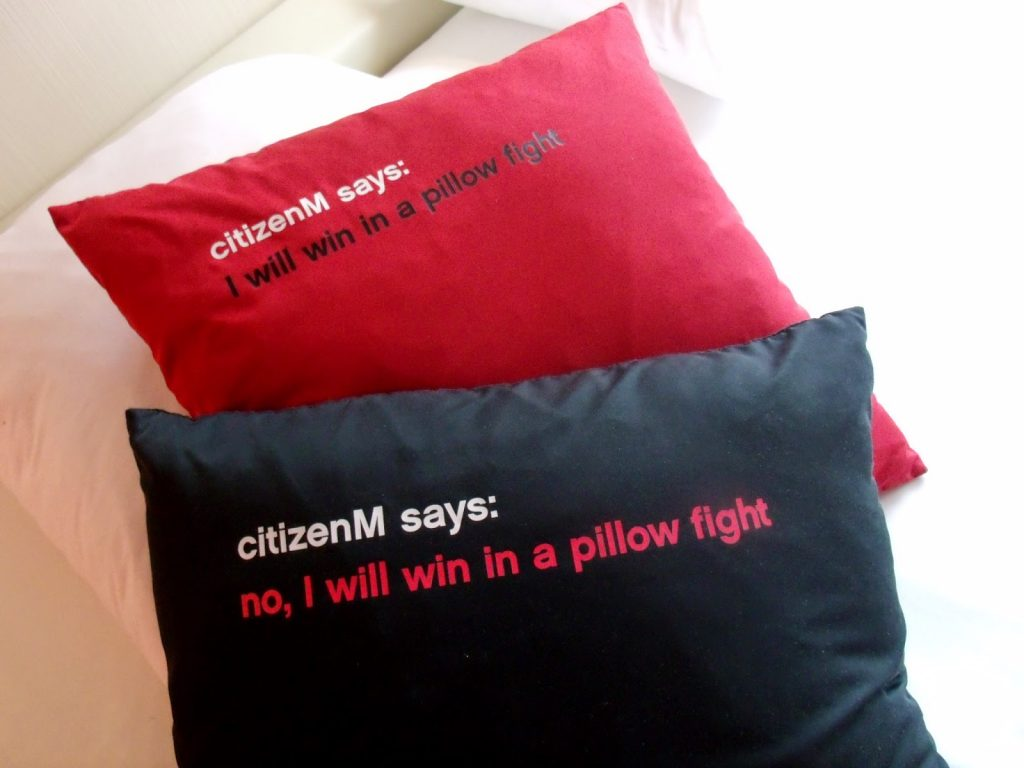 Review: CitizenM Hotel, London Bankside