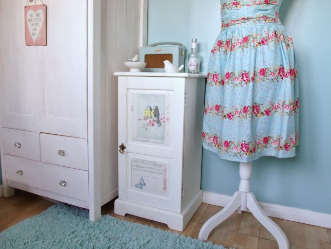 Affordable Home Tips Challenge – DIY Cabinet ♥