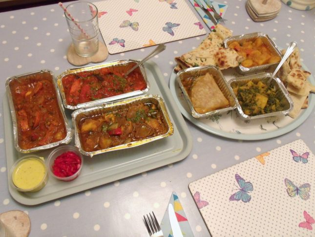 Family Takeaway with JUST EAT ♥