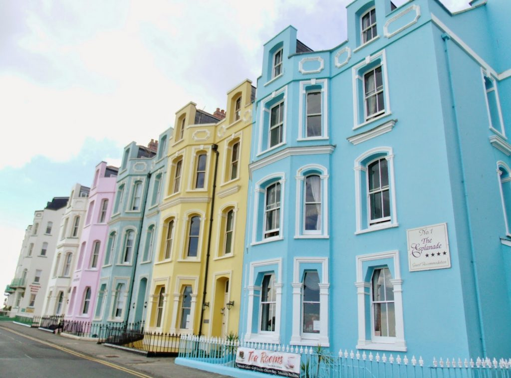 Travel: Beach Life in Tenby