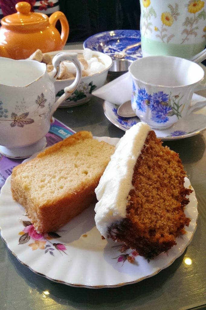 Day Trip to Leamington Spa & Vinteas Afternoon Tea ♥
