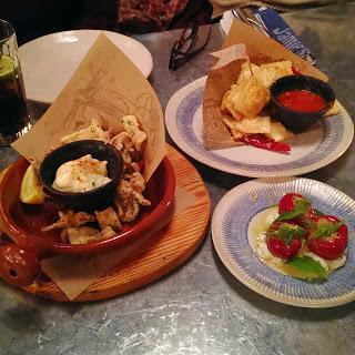 Review: Jamie's Italian Restaurant,