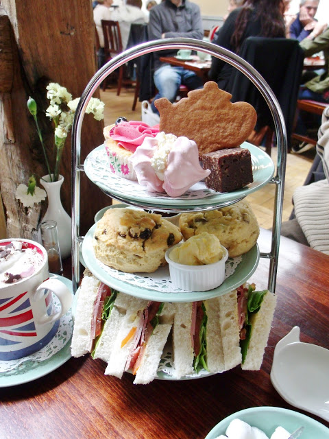 Review: Afternoon Tea at The Fourteas, Stratford Upon Avon ♥