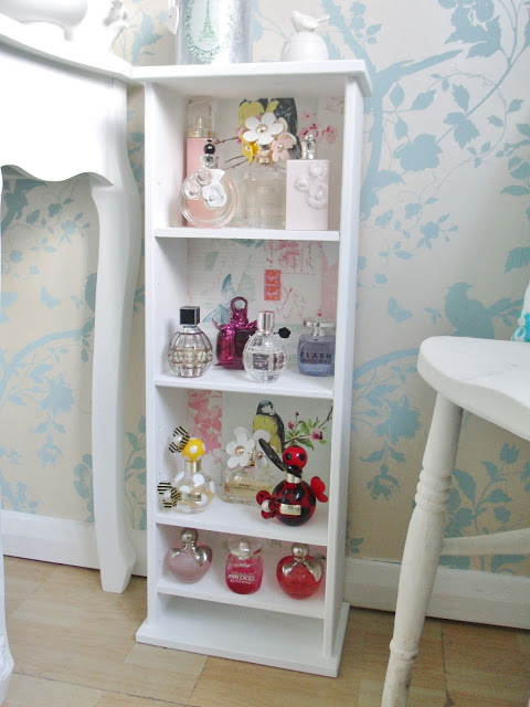 DIY: £1 Wooden Shelf Upcycle ♥