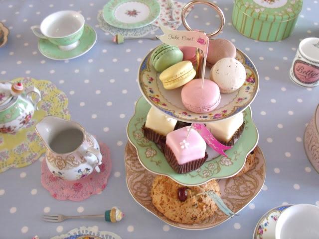 Bettys Tea Time Treats ♥