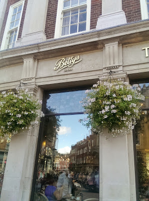 Bettys Leeds Tea Room