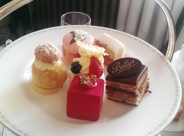 Bettys Afternoon Tea, York review
