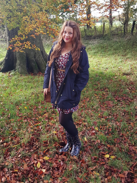 Autumn Walks with Joules ♥