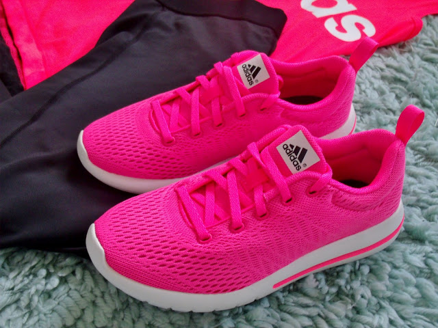Keeping Fit & Being Comfortable with Adidas ♥