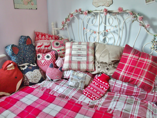 Cosy Winter Bedroom with George Homeware ♥