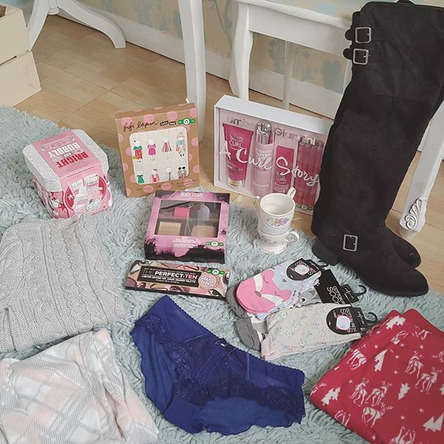 Boxing Day Sales Haul ♥