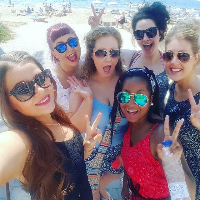 Travel: Playa d'en Bossa, Ibiza