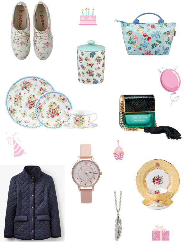 My Birthday Wishlist ♥