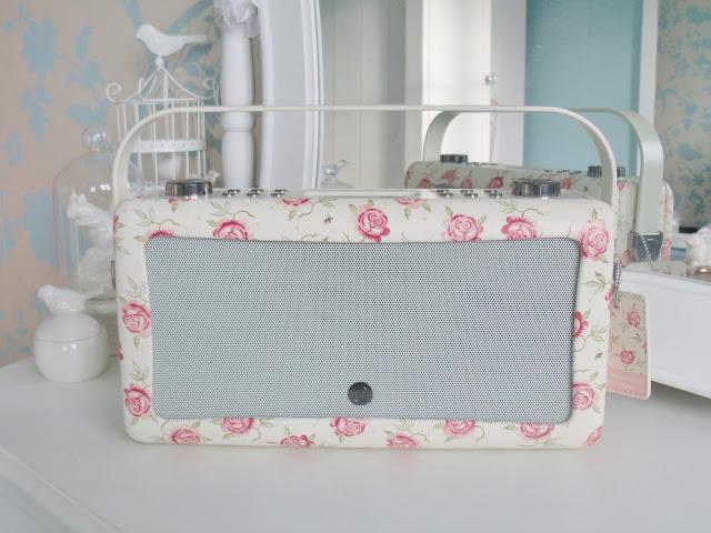 WIN Emma Bridgewater VQ Hepburn Mk II DAB Radio ♥