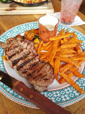 Review: Dinner at Revolucion De Cuba ♥