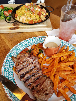 Revolucion De Cuba steak