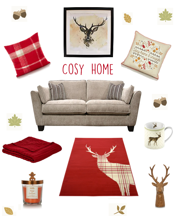 Creating a Cosy Living Room for Autumn/Winter ♥