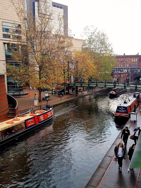 Travel: Weekend in Birmingham with Marriott Hotels