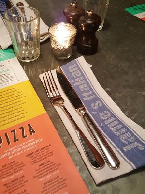 Jamie's Italian Restaurant Review