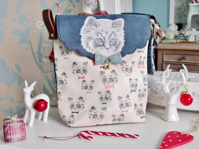 Meow Cat Wash Bag by Disaster Designs