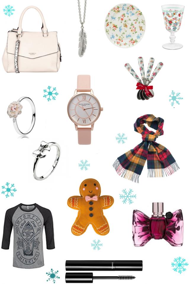 My Christmas Wish List ♥