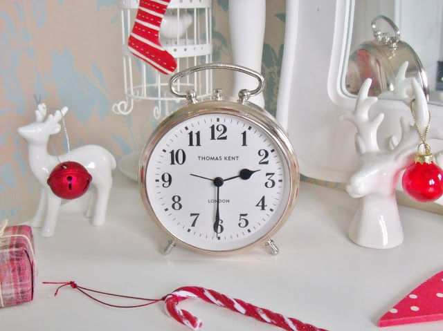 Thomas Kent copper clock stocking filler ideas