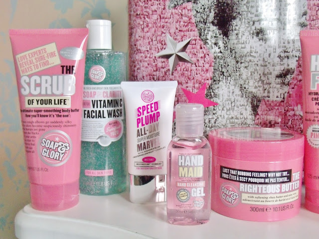 Soap & Glory Half Price Star Gift is HERE! ♥