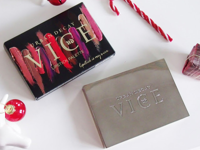 Urban Decay Vice lip palette in blackmail