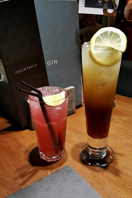 Review: Dinner & Drinks at Cinnabar Cafe, Stevenage