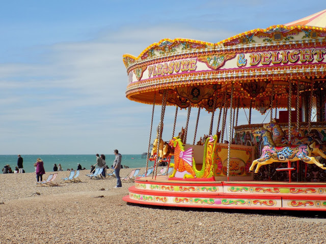 Travel: Celebrity Apartments, Brighton