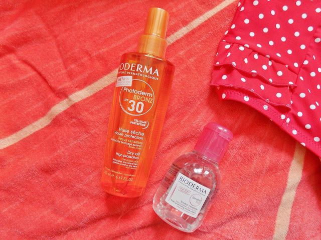 Bioderma Photoderm Bronz Dry Oil