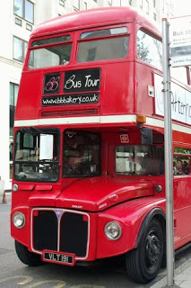 BB Bakery Afternoon Tea Bus Tour, London