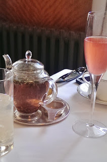 afternoon tea at Bettys Café Tea Room, York