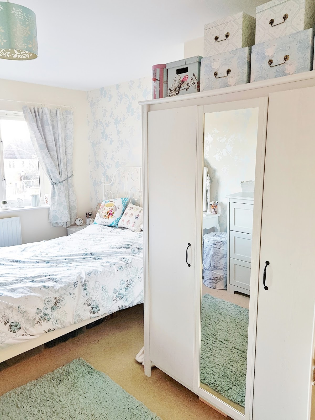 My First Home: The Bedroom
