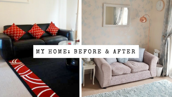 My Home: Before and After Photos