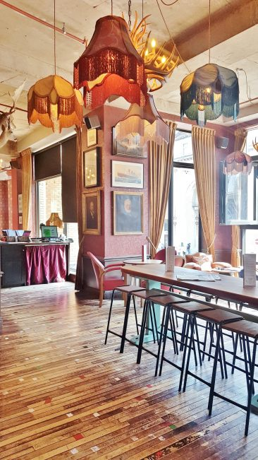 Cosy Club Coventry Review Decor