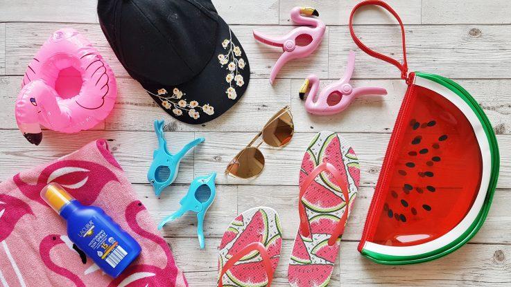 My Summer Holiday Essentials