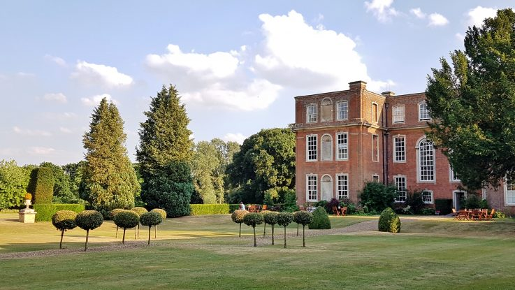 Travel: Chicheley Hall English Country House