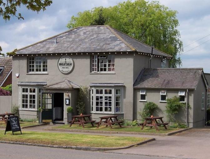 Review: The Wheatsheaf, Bow Brickhill